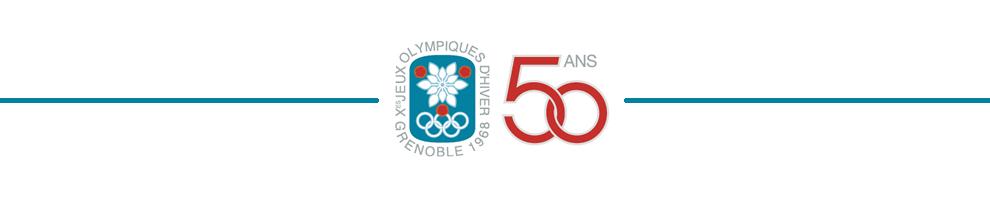 50e anniversaire des Jeux Olympiques