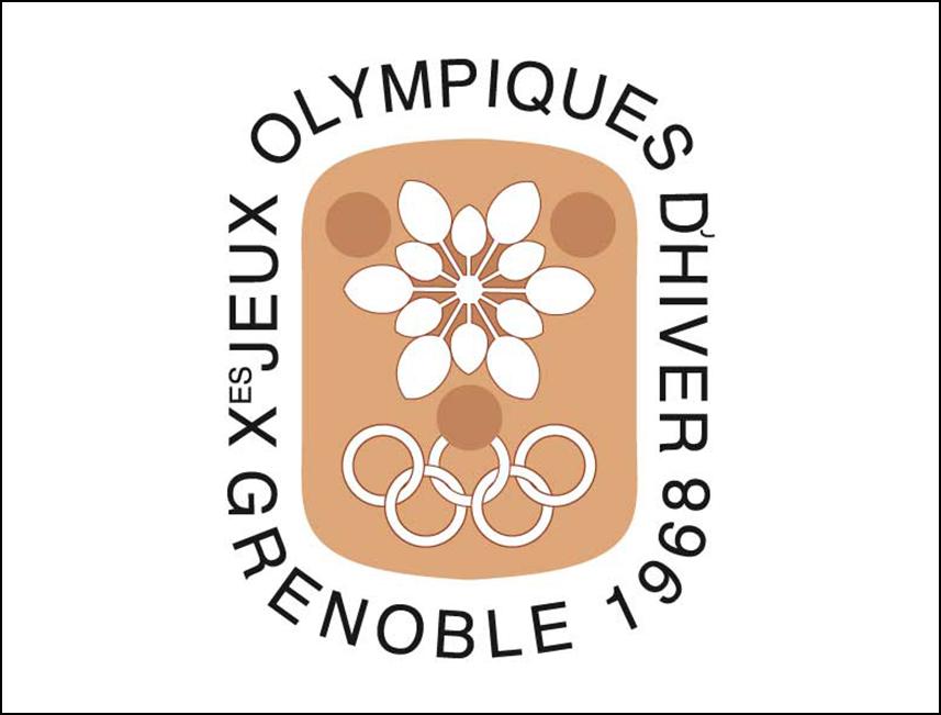 logo JO 1968