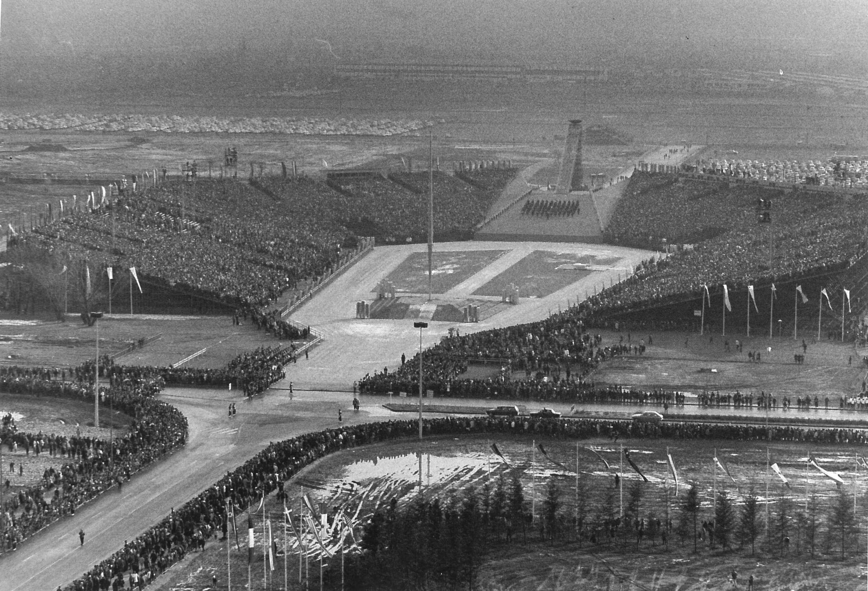 Stade Olympique JO 1968