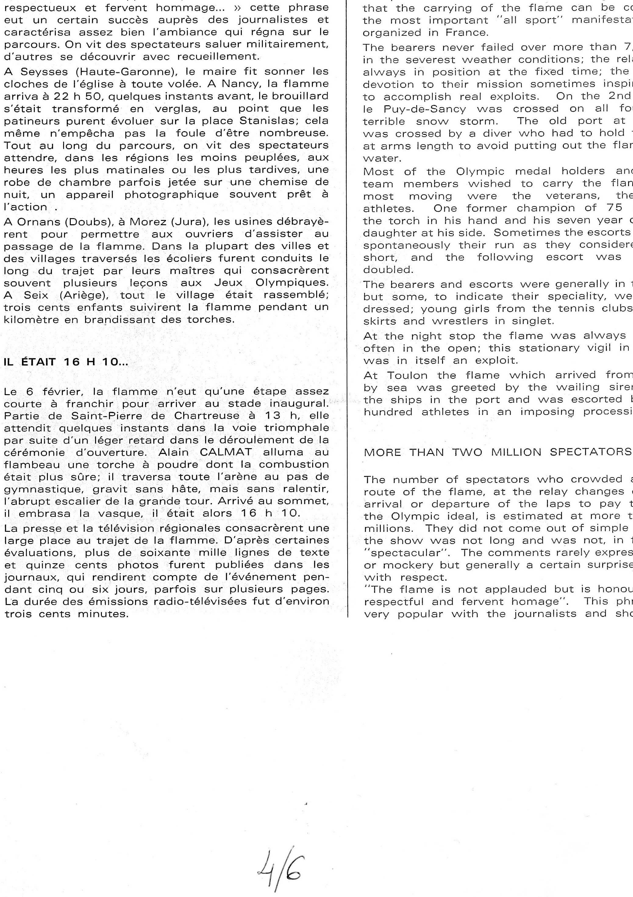 Porteurs de Flamme JO 1968_4