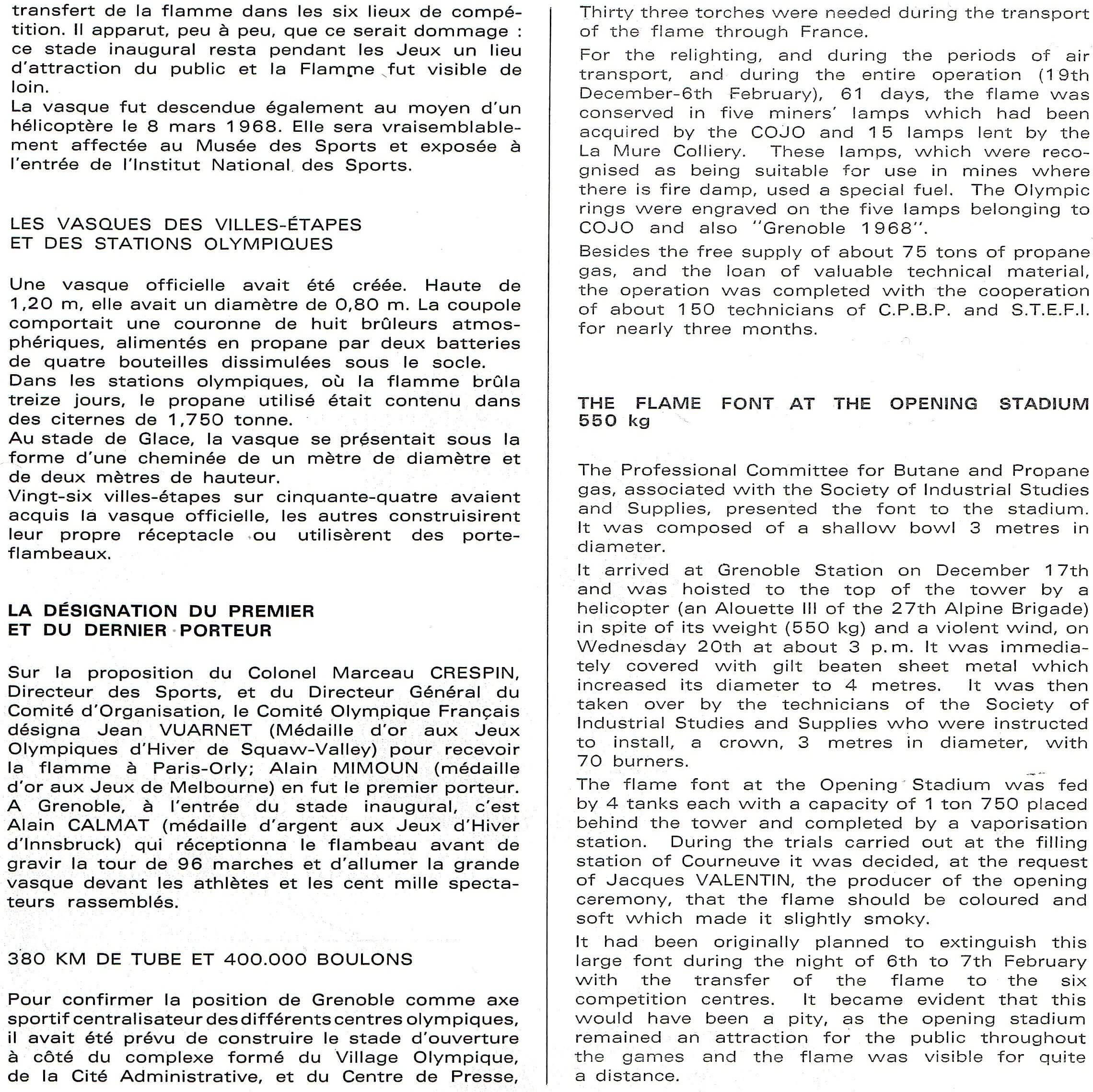 Porteurs de Flamme JO 1968_6