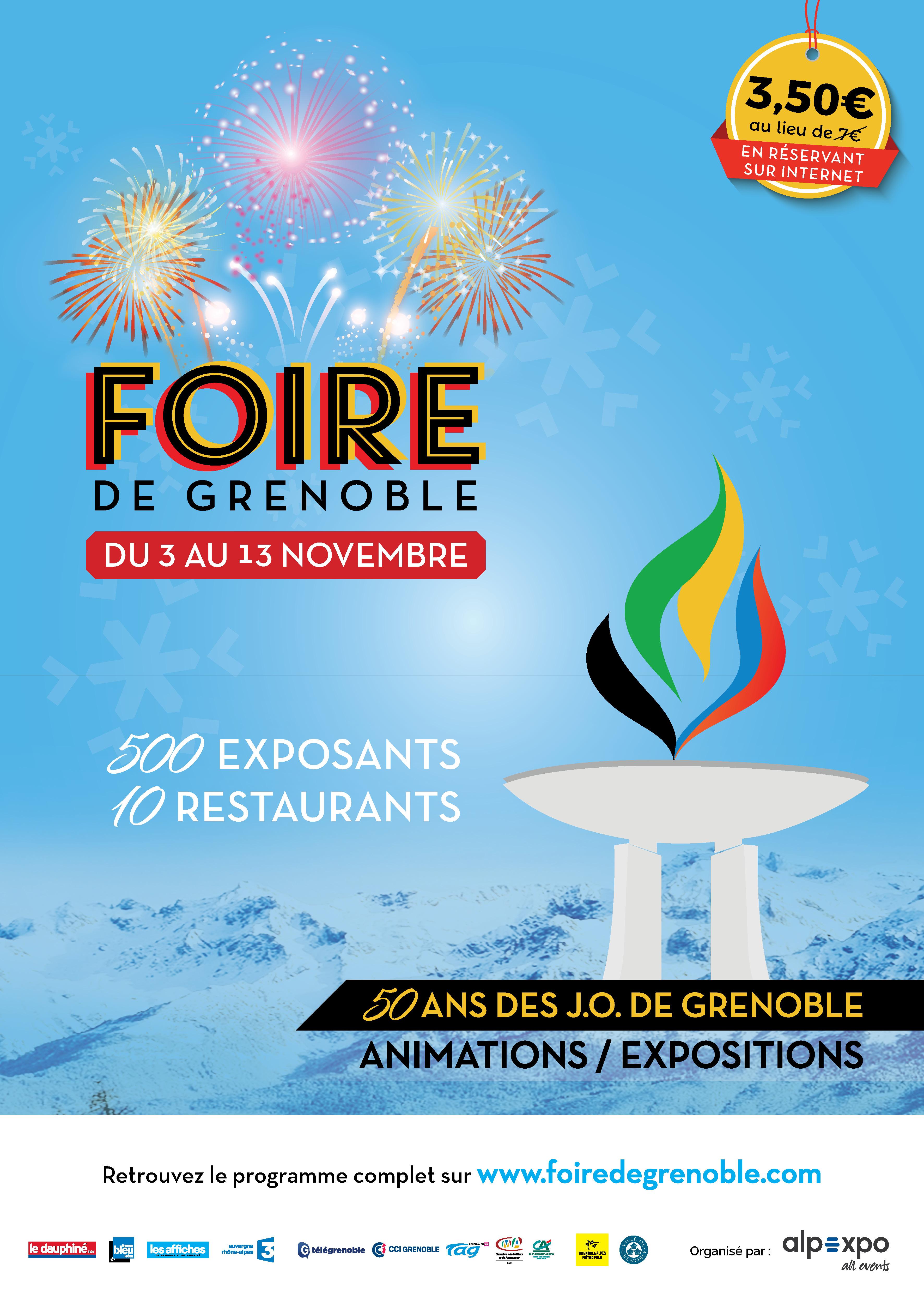 FOIRE GRENOBLE 2017